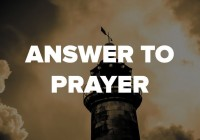 answer_to_prayer